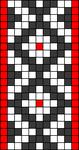 Alpha pattern #49620