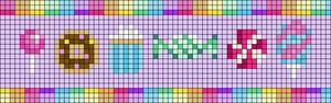 Alpha pattern #49636