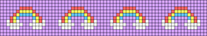 Alpha pattern #49638