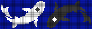 Alpha pattern #49641