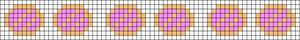 Alpha pattern #49644