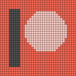 Alpha pattern #49661