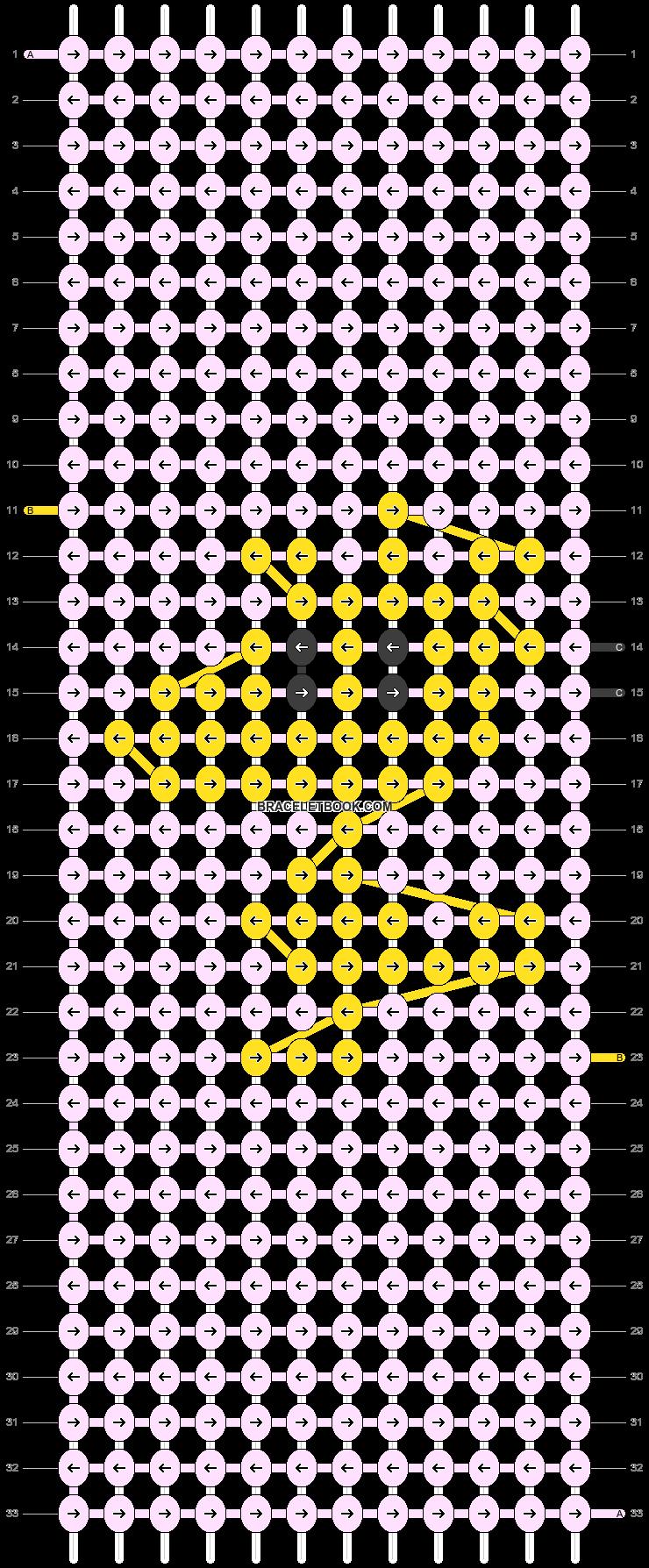 Alpha pattern #49682 pattern