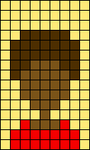 Alpha pattern #49691