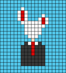 Alpha pattern #49692