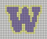 Alpha pattern #49694