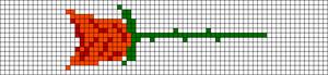 Alpha pattern #49699