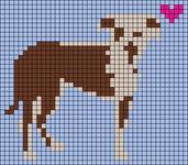 Alpha pattern #49700