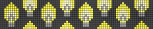 Alpha pattern #49703