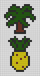 Alpha pattern #49710