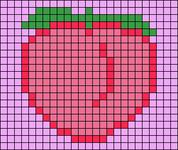 Alpha pattern #49715