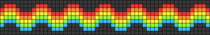 Alpha pattern #49725