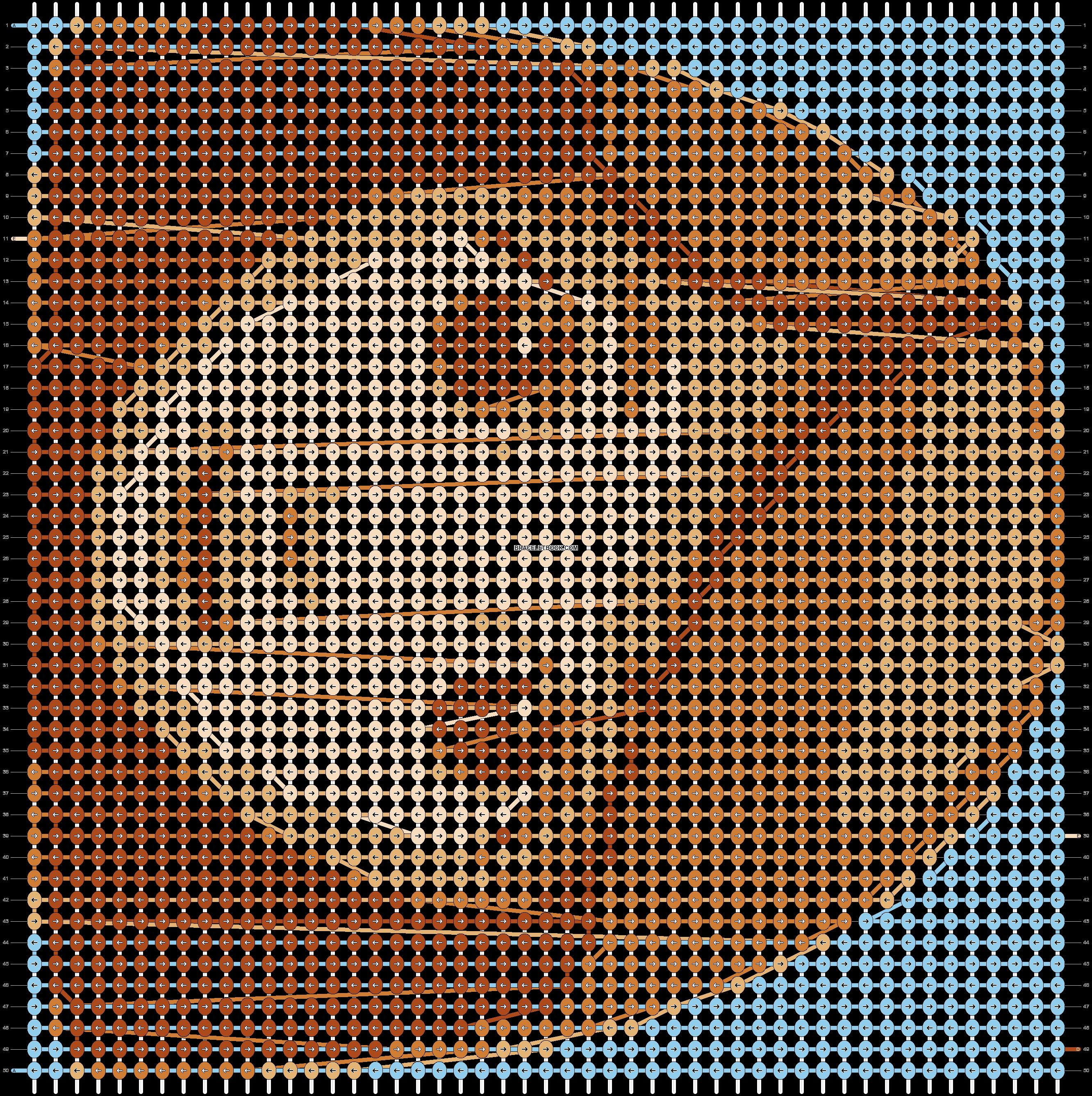 Alpha pattern #49728 pattern