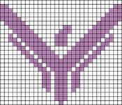 Alpha pattern #49731
