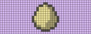 Alpha pattern #49735