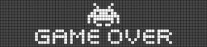 Alpha pattern #49740