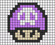Alpha pattern #49743