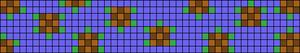 Alpha pattern #49747