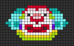 Alpha pattern #49748