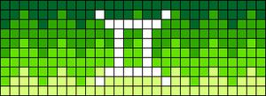 Alpha pattern #49750