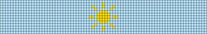 Alpha pattern #49753