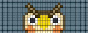 Alpha pattern #49757