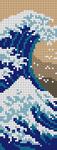 Alpha pattern #49758