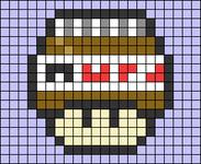 Alpha pattern #49768