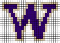 Alpha pattern #49776