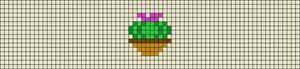 Alpha pattern #49779