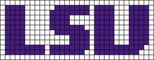 Alpha pattern #49780