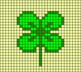 Alpha pattern #49784