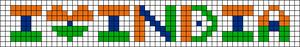 Alpha pattern #49787