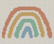 Alpha pattern #49792