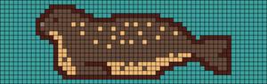 Alpha pattern #49795