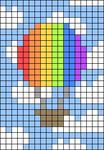 Alpha pattern #49803