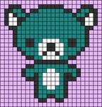 Alpha pattern #49805