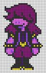 Alpha pattern #49806