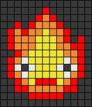 Alpha pattern #49807