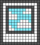 Alpha pattern #49824