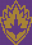 Alpha pattern #49825