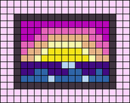 Alpha pattern #49829