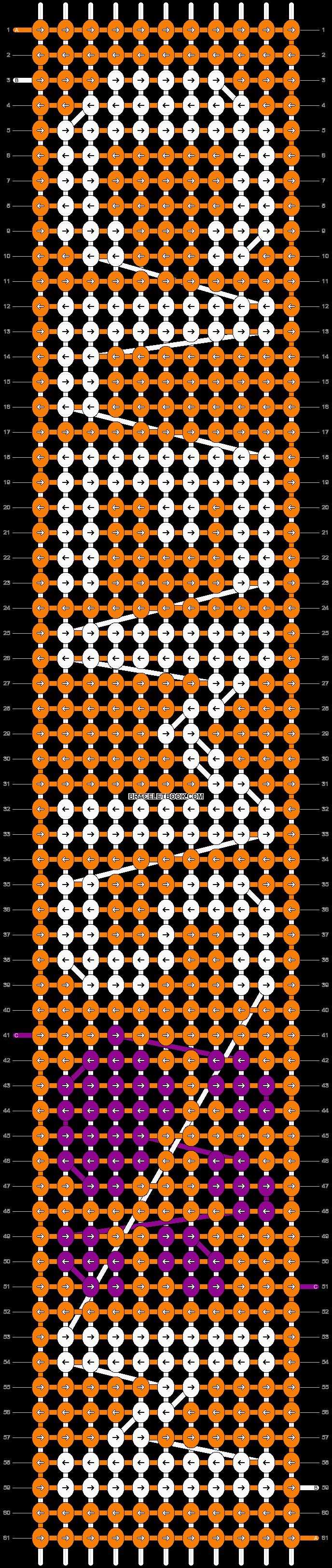 Alpha pattern #49835 pattern