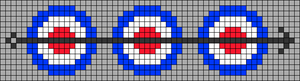Alpha pattern #49842