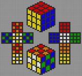 Alpha pattern #49848