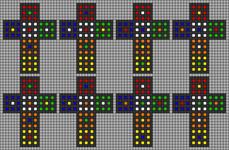 Alpha pattern #49853