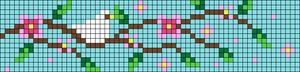 Alpha pattern #49856