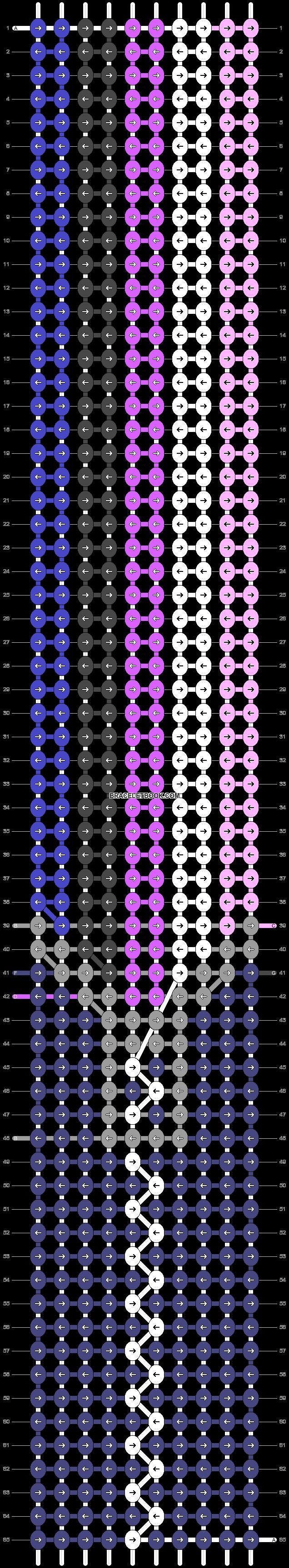 Alpha pattern #49867 pattern