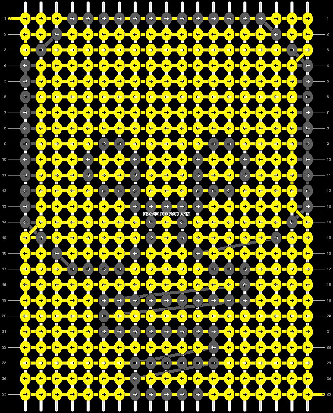 Alpha pattern #49873 pattern