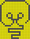 Alpha pattern #49873
